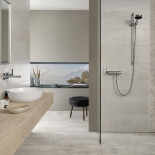 Collection Cadiz par Villeroy & Boch en teinte chalk