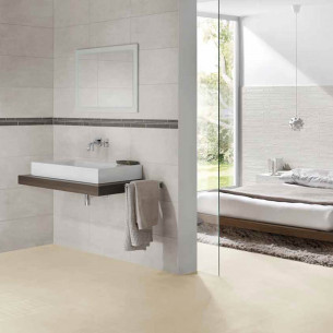 Collection Toulouse par Villeroy & Boch en teinte crème