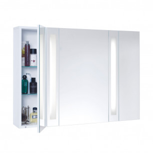Armoires De Toilettes Decotec Brillance