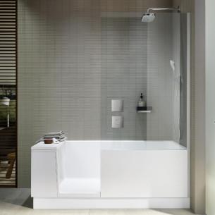 Combiné Bain-Douche Shower & Bath de Duravit