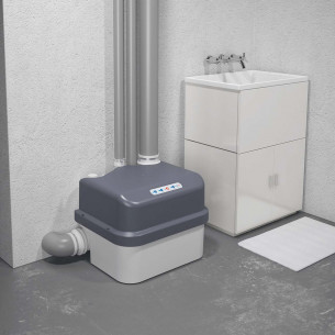 Broyeur WC Watermatic station de relevage VD800