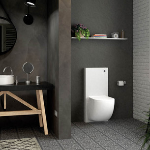 Broyeur WC W40SP Silence Box de Watermatic