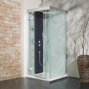 Cabine de douche intégrale rectangulaire Kineform de Kinedo