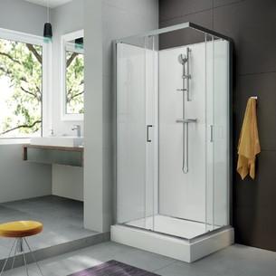 Cabines de douche intégrales Corail 1 de Leda