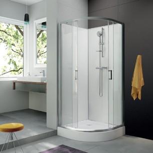 Cabines de douche intégrales Corail 3 de Leda