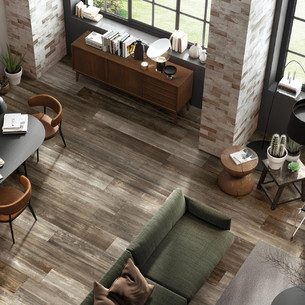 Collection Artwood par Cerdisa en coloris Multibrown
