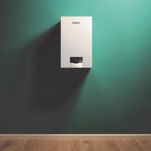 Chaudière gaz à condensation et micro-accumulation ecoTEC exclusive Vaillant