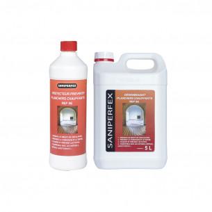 Produit protecteur 116 pour plancher chauffant Saniperfex