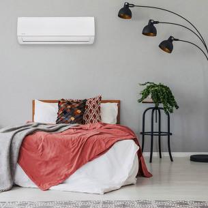 Climatiseur monosplit et multisplit mural HKD R410A de la marque Airwell