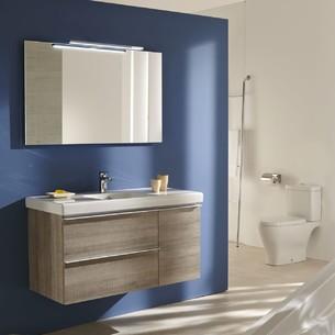 Collection de salle de bain Odéon Up par Jacob Delafon