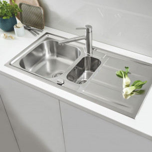 cuisine evier grohe k400 ambiance