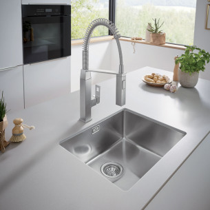 cuisine evier grohe k700 ambiance
