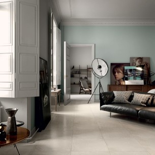 Collection Valley par Desvres en coloris Cream