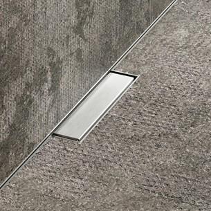 Caniveau de douche invisible M-line 50 de ESS