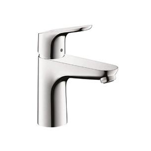 Robinet de lavabo Focus 100 Chrome Hansgrohe