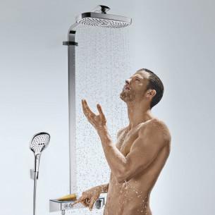 Hydrothérapie Hansgrohe Showerpipe Raindance Select E 300