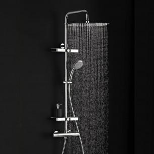 Hydrothérapie Valentin Dôme de pluie + douchette Opium