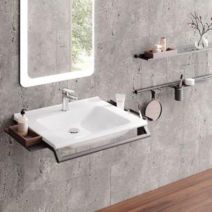 Système de lavabo modulaire par Hewi