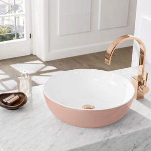 Vasque à poser ronde Artis Color de Villeroy & Boch