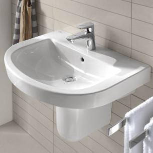 lavabo blanc Villeroy & Boch Subway 2.0