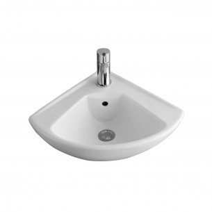 Lave-mains d'angle Targa Compact Villeroy & Boch