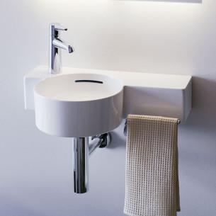 Lave-mains Val coloris blanc brillant de Laufen