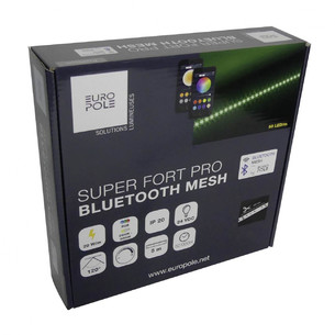 luminaires europole pack super fort pro bluetooth mesh