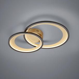 Plafonnier Granada de Trio Lighting