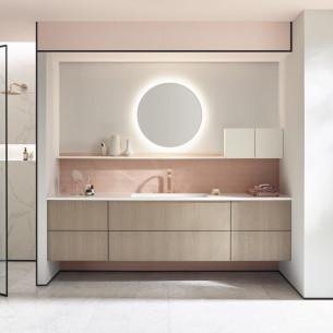 meuble salle de bain burgbad sana