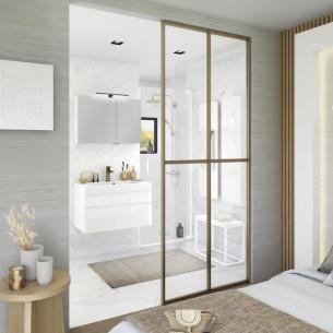 meuble salle de bain delpha delphy inspiration80 capture blanc brillant
