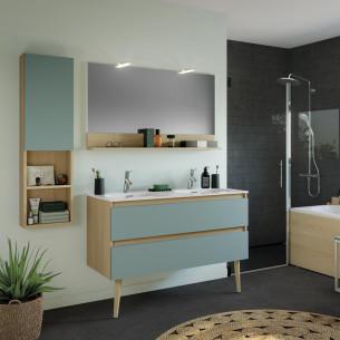 meuble salle de bain delpha delphy ntuitive120 vert aloe