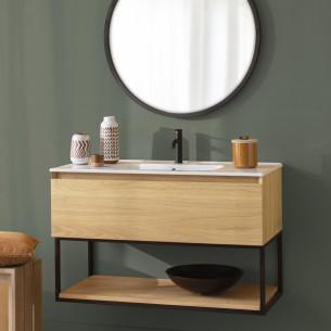 meuble salle de bain line art air