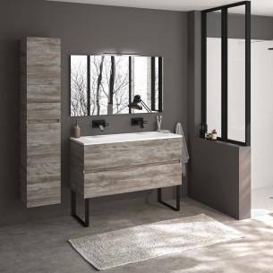 Emejing Meuble Blanc Aubade Images - House Design - marcomilone.com