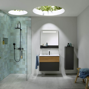 Meuble de salle de bains Fiumo de Burgbad