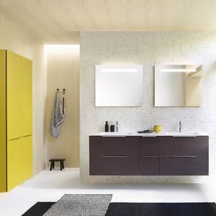 Meuble de salle de bains Free 180 de Burgbad