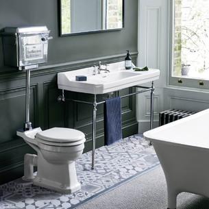 Meuble de salle de bains Console de Burlington