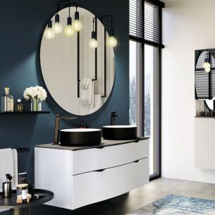 Meuble double vasque Stiletto de Decotec