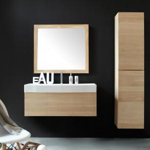 Meuble salle de bains Line Art Basic
