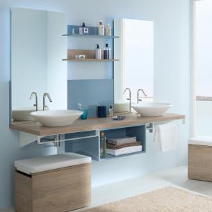 Meuble salle de bain MixCity
