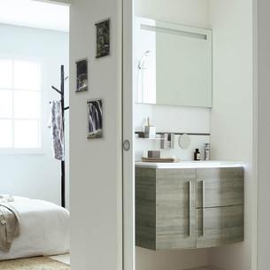 Meuble de salle de bains Soon 80 cm de Sanijura