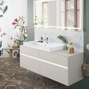 meuble salle de bains villeroy et boch collaro