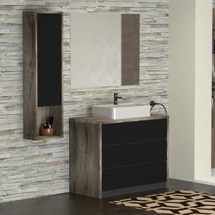 Meuble de salle de bains Charme pour vasque à poser de la marque Lido