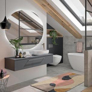 Meubles salle de bains Cedam Gloss