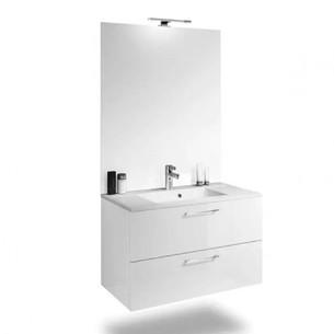 Meuble de salle de bains Duo Express 90 de Delpha