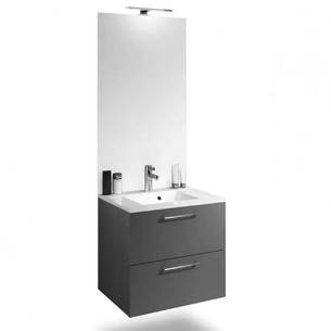 Meuble de salle de bains Duo Express 60 de Delpha