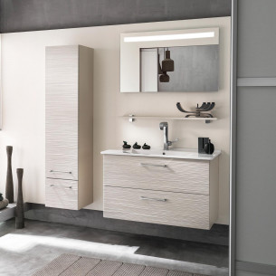meubles de salle de bains Delpha collection Unique modèle 93 cm