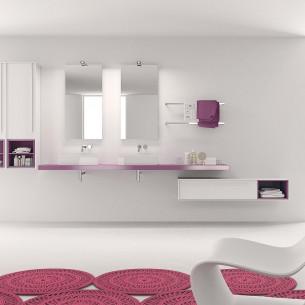 meubles de salle de bains Inda modèle PFS
