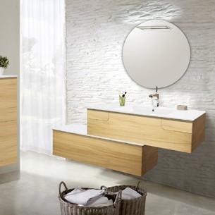 Meuble salle de bains Collection Evok