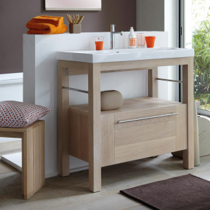 meubles de salle de bains Line Art modèle Form