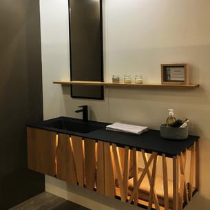 Meuble salle de bains Colombine de Sanijura